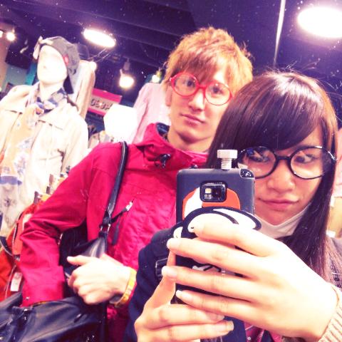 久松郁実と兄との画像3