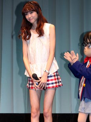 痩せすぎの桐谷美玲の画像2