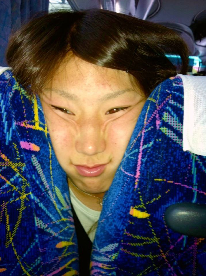 仲田歩夢の私服画像3
