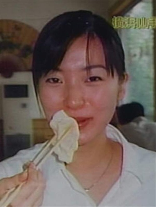大江麻理子のすっぴん画像2