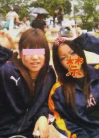 武井咲のヤンキー写真10