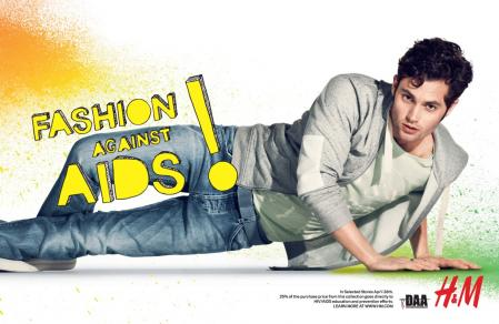 H&M Fashion Against AIDS③