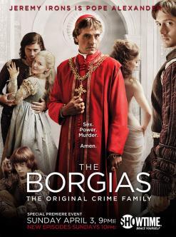 ボルジア家 愛と欲望の教皇一族