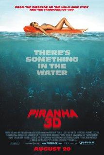 ピラニア3D