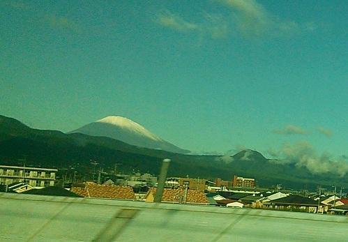 10月19日富士山