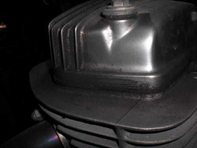 OZオイル漏れ (4)