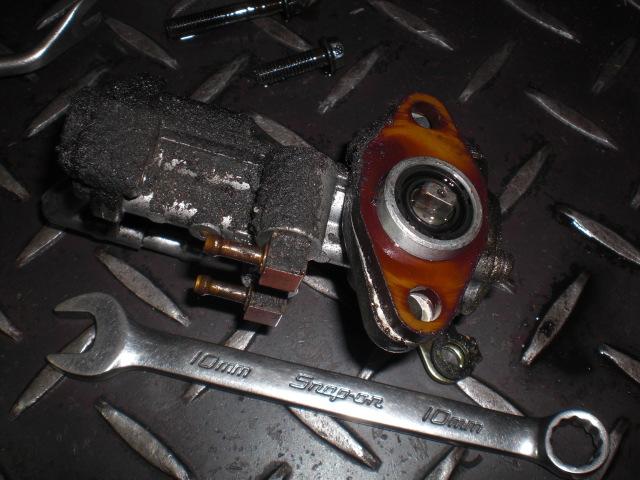 Iオイルポンプ修理 (6)