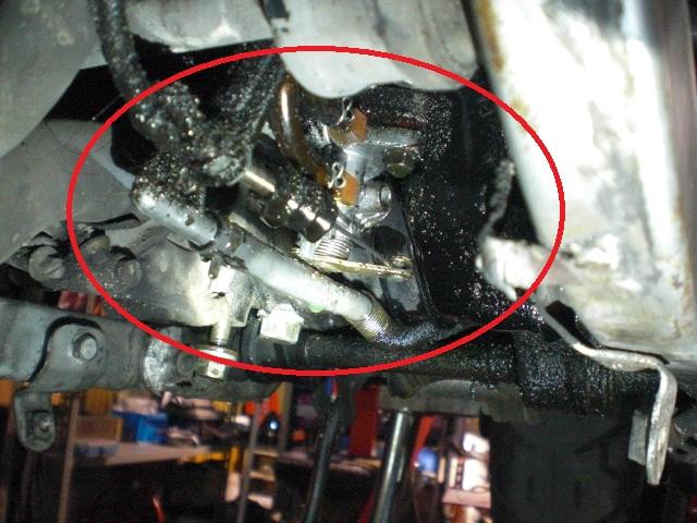 Iオイルポンプ修理 (3)