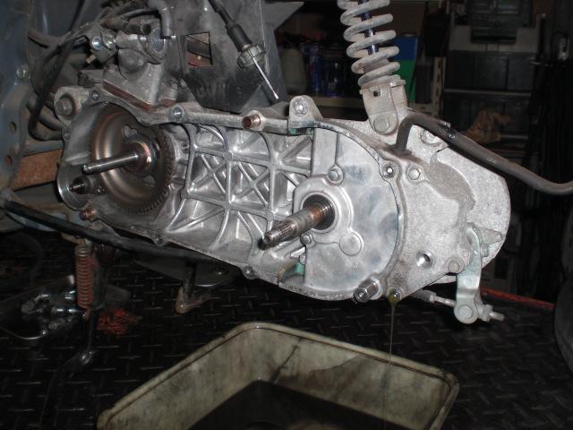 ST納車整備作業 (5)