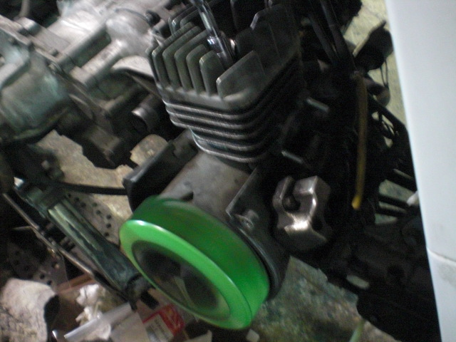 YJエンジン組み立て (17)