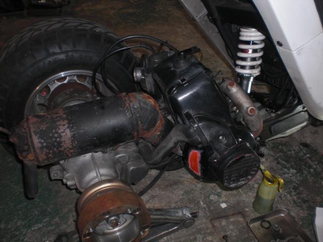 YJエンジン組み立て (35)