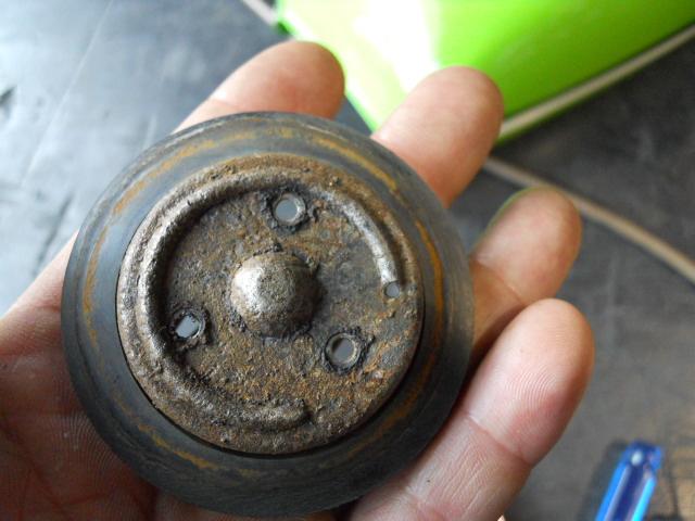 KMタンク掃除 (7)