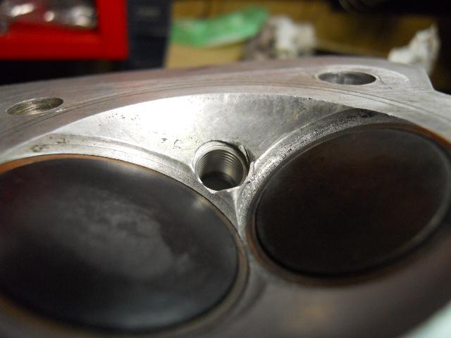 TMプラグホール修理 (8)
