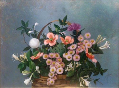 小牧真緒 野の花