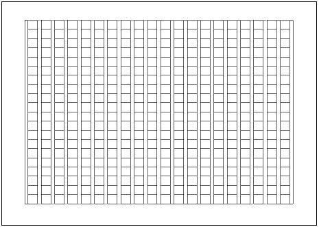年賀状 word 年賀状 テンプレート 2015 : 原稿用紙(400字)テンプレート ...