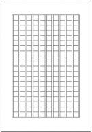 原稿用紙200字テンプレート・フォーマット・雛形