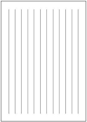 すべての講義 b5 便箋 テンプレート : 便箋・原稿用紙 - エクセルの ...