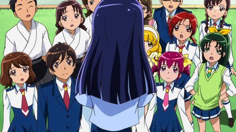【スマイルプリキュア!】第16話「れいかの悩み!どうして勉強するの!?」