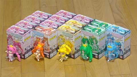 【スマイルプリキュア!】プリキュアプリンセスマスコット