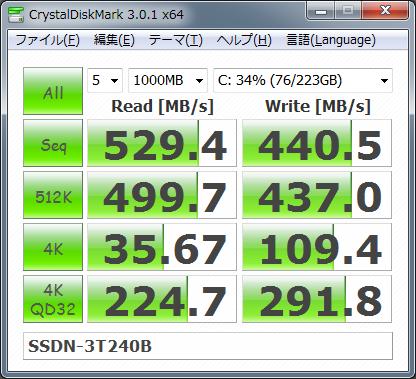 【CDM3.0】SSDN-3T240B