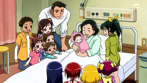 【スマイルプリキュア!】第42話「守りぬけ!なおと家族のたいせつな絆!!」