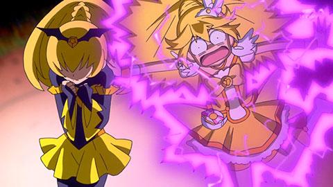 【スマイルプリキュア!】第45話「終わりの始まり!プリキュア対三幹部!!」
