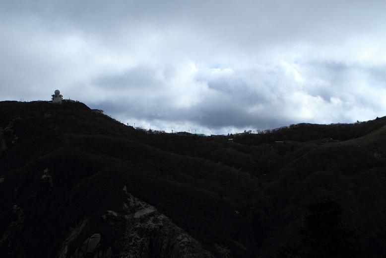 鈴鹿、国見岳、31