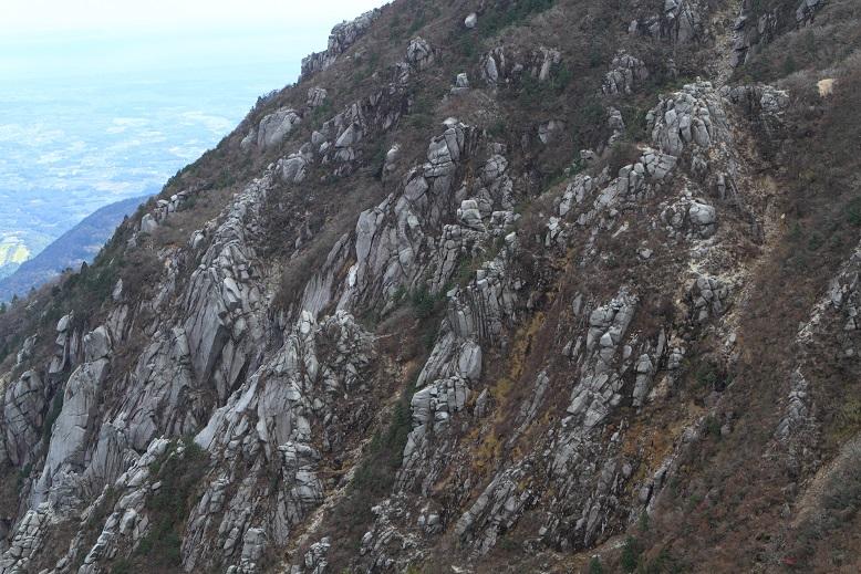 鈴鹿、国見岳、33