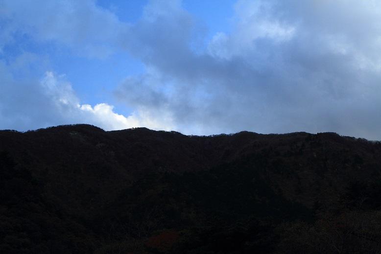 鈴鹿、国見岳、45