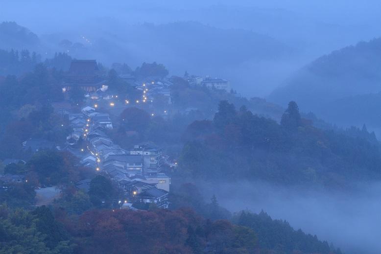 吉野山、2