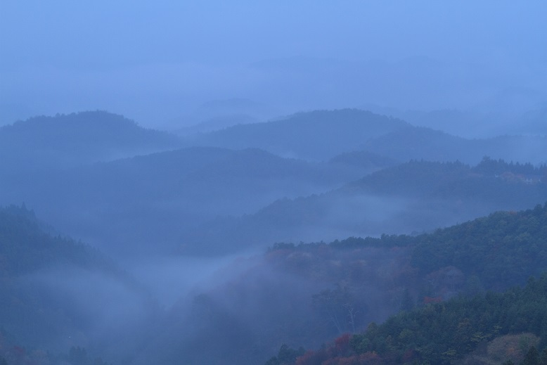 吉野山、3