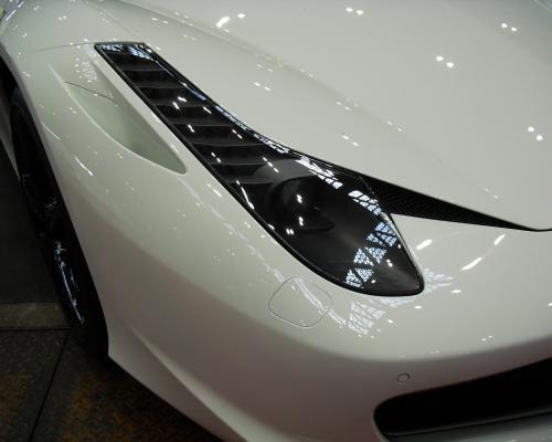 フェラーリ458イタリア③