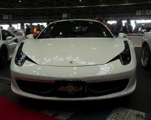 フェラーリ458イタリア①