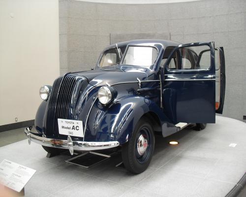 トヨタモデルAC