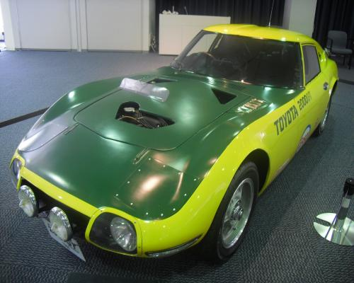 トヨタ2000GTレースカー