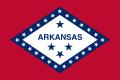 アーカンソー州旗