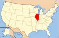 イリノイ州場所