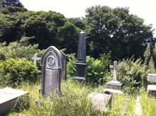 外人墓地3