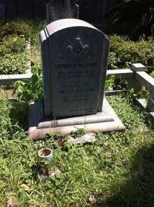 外人墓地7