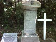 外人墓地8