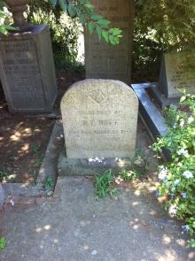 外人墓地20