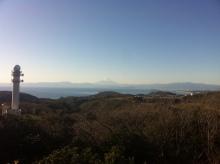 大楠山からの富士山