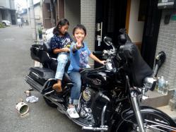 洗車 001