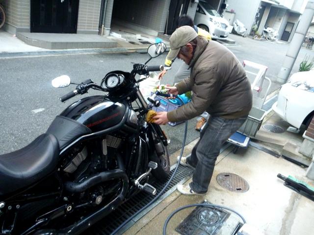 洗車ケンケン 002