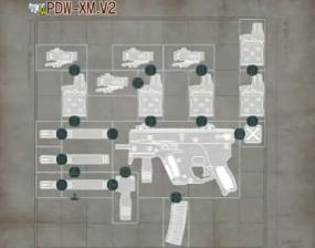 銃カスタマイズ