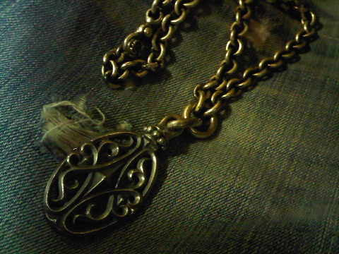 2,5mm round chain necklace w odh