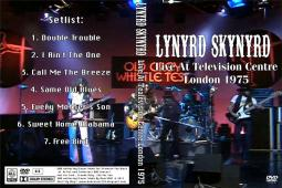 DVD Cover Front - Low Quality - Lynyrd Skynyrd - Live at Television Centre, London 1975 2