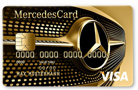 for Mercedes benz platinum card