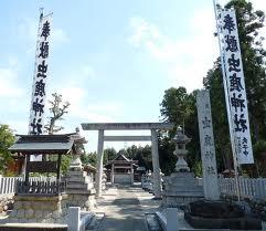 虫鹿神社本殿
