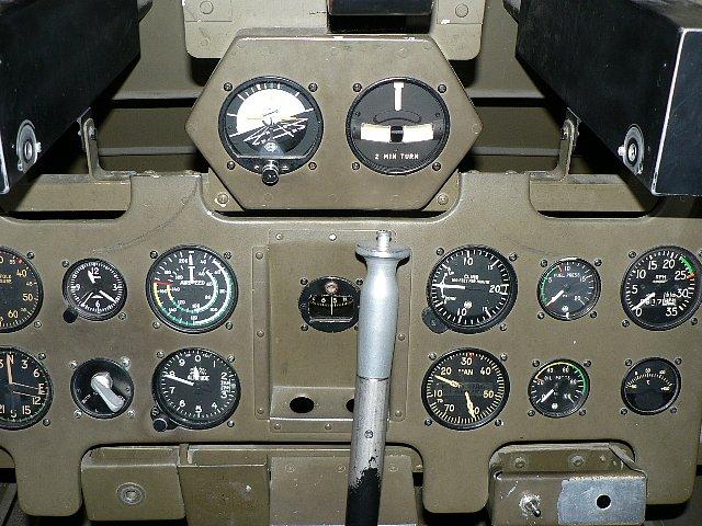 零戦チンチン操縦桿席